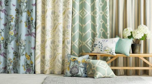 ผ้าม่านสิ่งที่จะเสริมความสวยงามให้กับบ้านของคุณและเสริมหลักฮวงจุ้ย