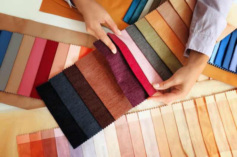 เนื้อผ้าของผ้าม่านมีแบบไหนบ้าง?